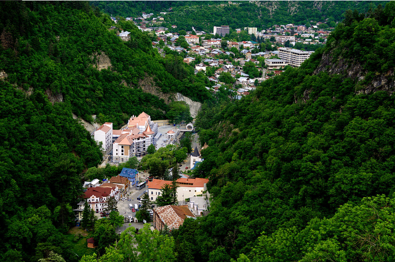 جورجيا بورجومي