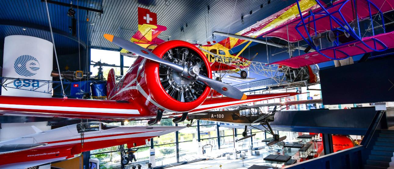 سويسرا لوسيرن اجمل الاماكن السياحيه متحف النقل في سويسرا