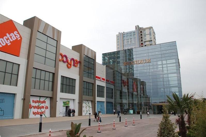 تركيا اسطنبول اهم اماكن التسوق والمطاعم برانديوم مول