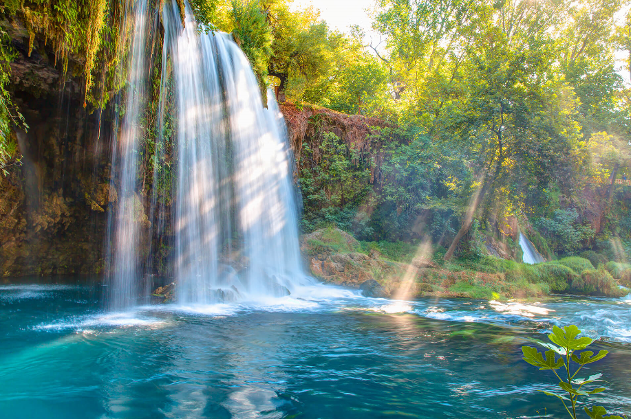 تركيا انطاليا اهم الاماكن السياحيه شلالات دودان