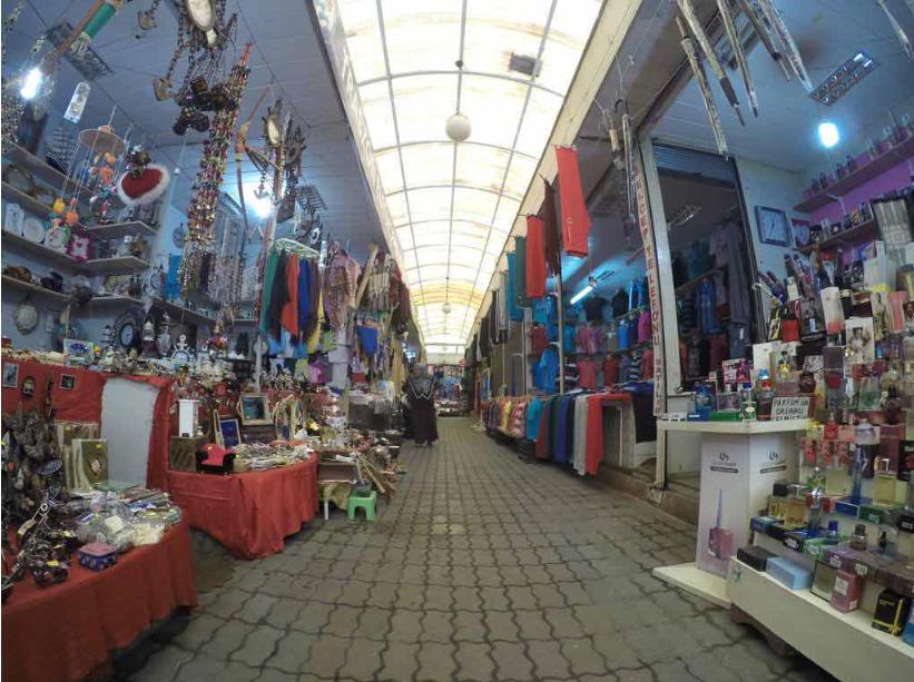 تركيا طرابزون اهم اماكن التسوق والمطاعم بزار طرابزون