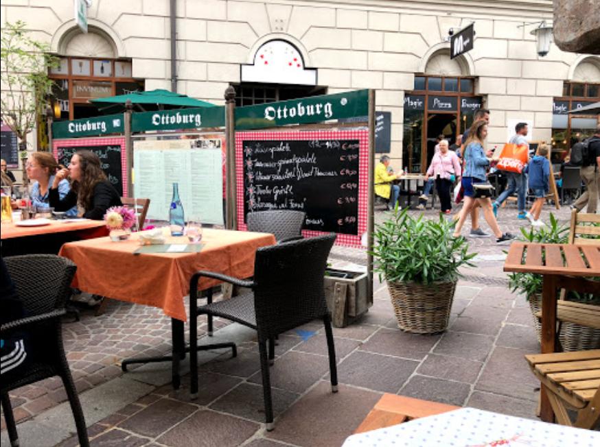 النمسا انسبروك افضل اماكن التسوق والمطاعم مطعم اوتوبورغ