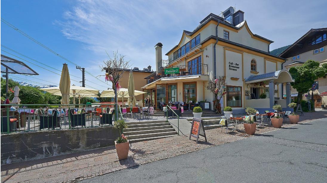 النمسا زيلامسي افضل اماكن التسوق والمطاعم  مطعم فيلا كريزي ديسي