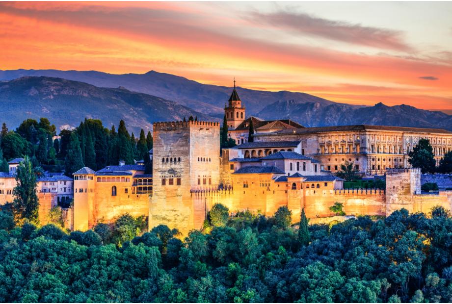 إسبانيا غرناطة