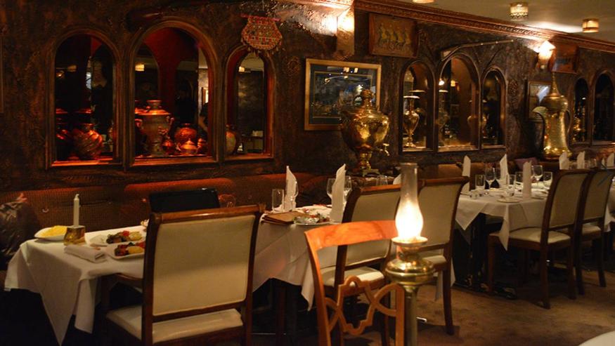 بريطانيا لندن افضل اماكن التسوق والمطاعم مطعم شيزان