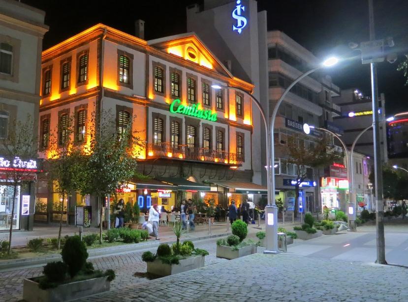 تركيا طرابزون اهم اماكن التسوق والمطاعم مطعم Cemil Usta-Akçaabat Merkez