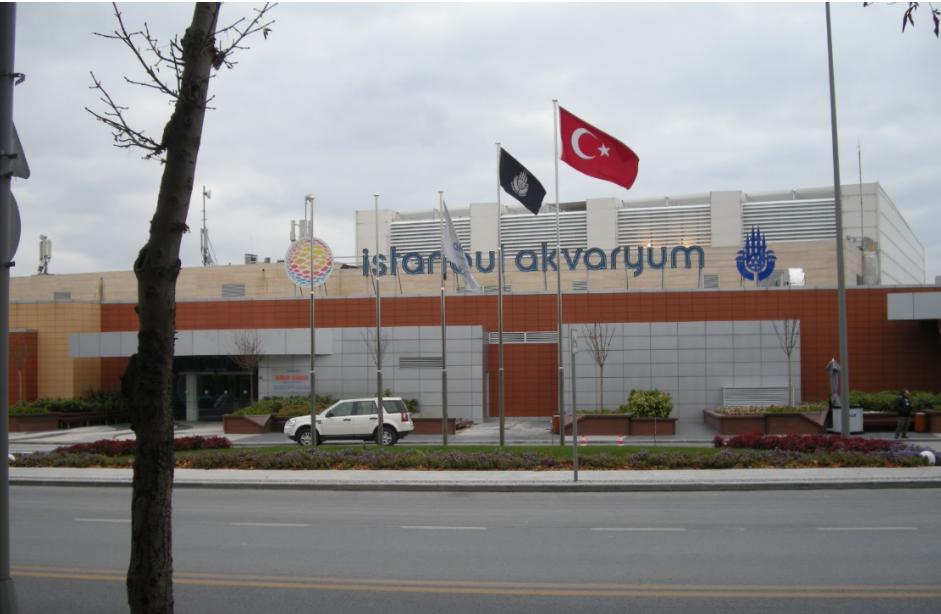اسطنبول تركيا اهم الاماكن السياحيه اكواريوم اسطنبول