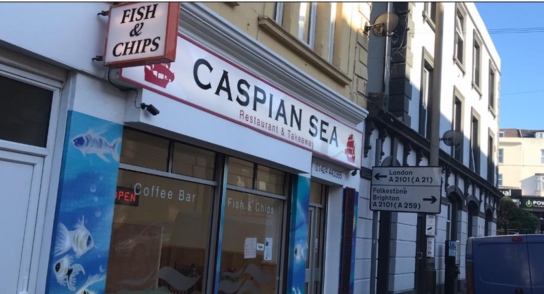 بريطانيا برايتون افضل اماكن التسوق والمطاعم مطعم كاسبيان