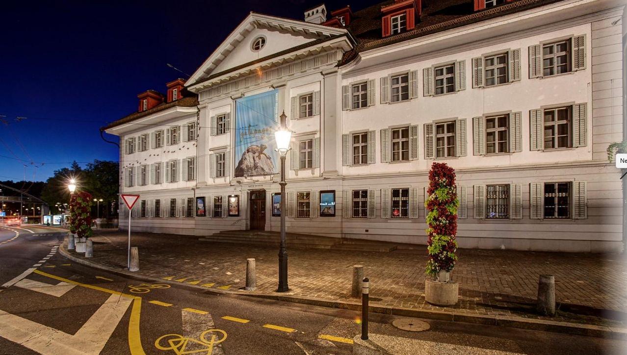 سويسرا لوسيرن اجمل الاماكن السياحيه متحف لوسيرن التاريخي