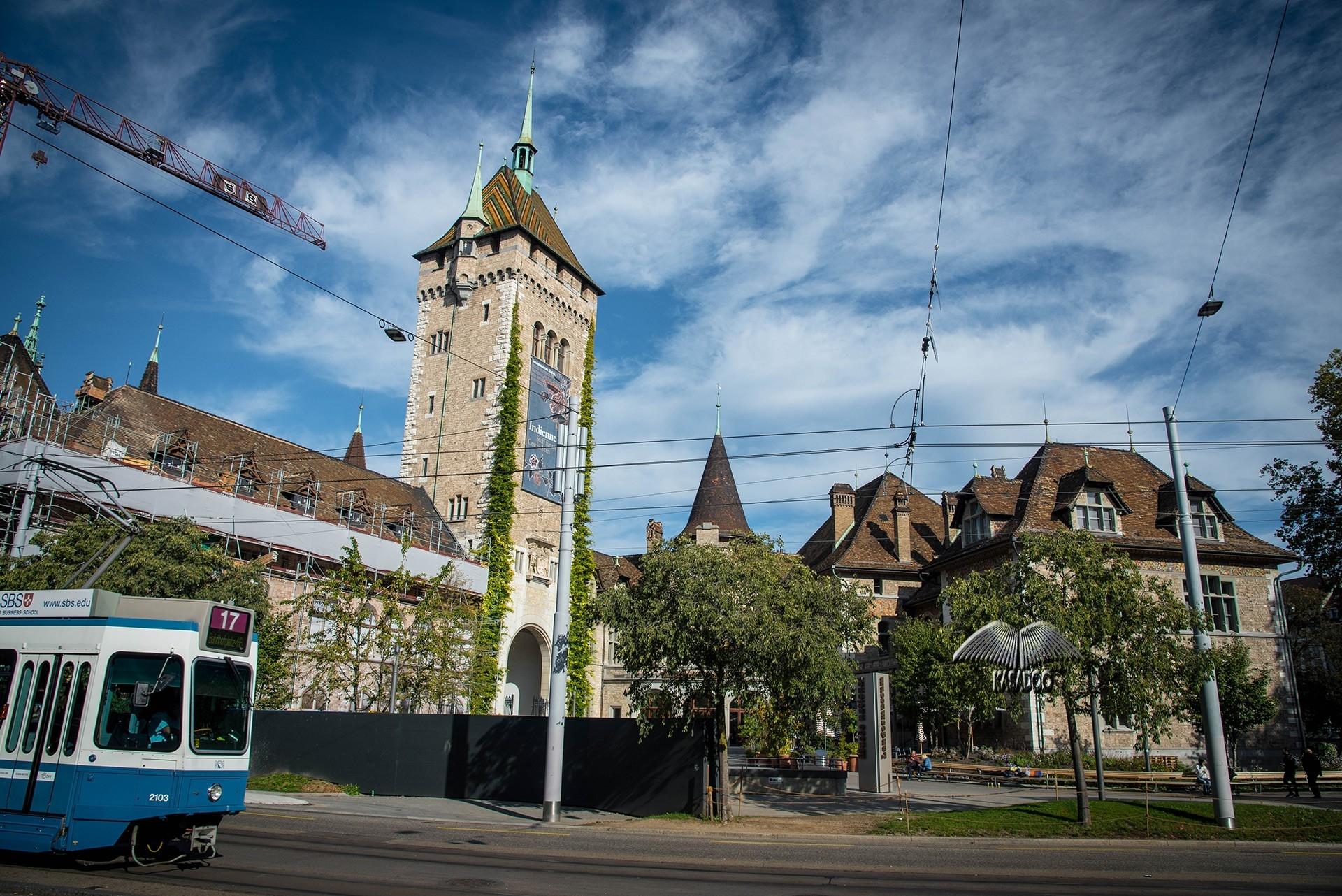 سويسرا زيورخ اهم الاماكن السياحية المتحف الوطني السويسرى