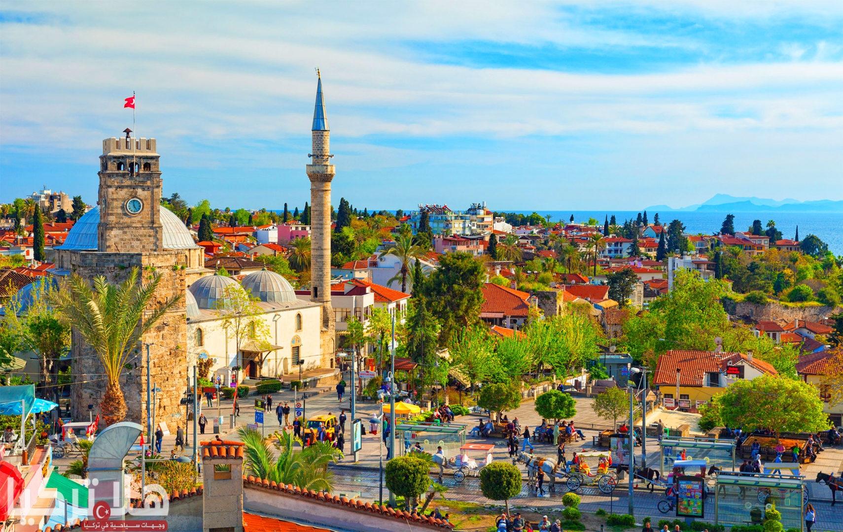 تركيا انطاليا