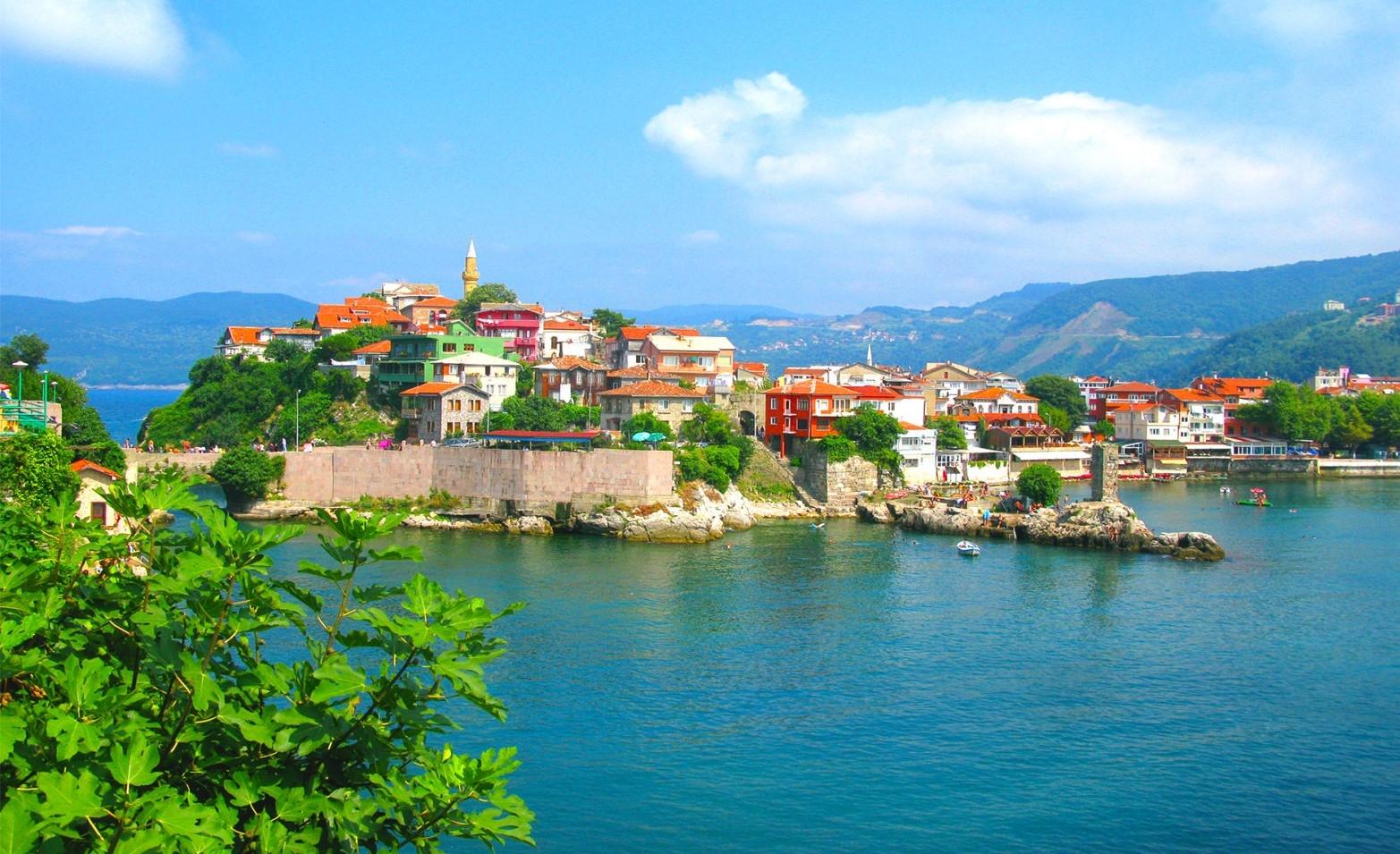 تركيا اسطنبول اهم الاماكن السياحية جزر الاميرات
