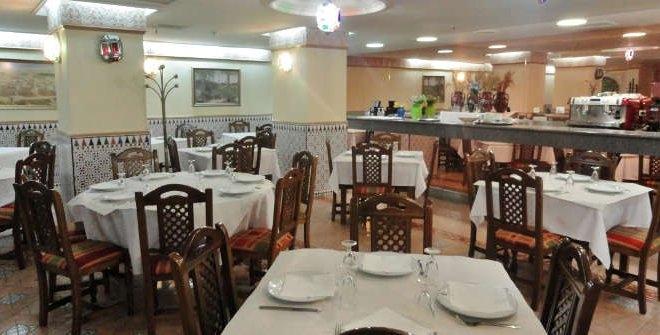 إسبانيا مدريد افضل اماكن التسوق والمطاعم مطعم الزهراء