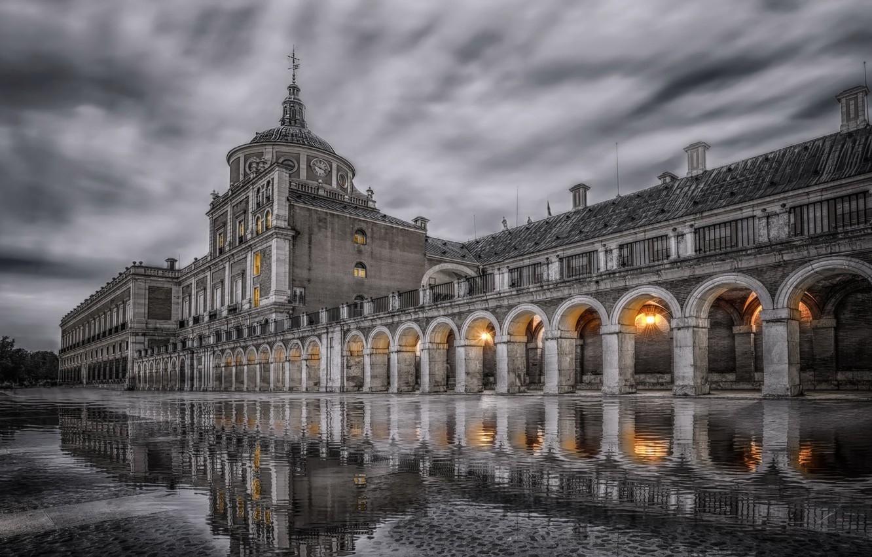 إسبانيا مدريد اهم الاماكن السياحية القصر الملكي