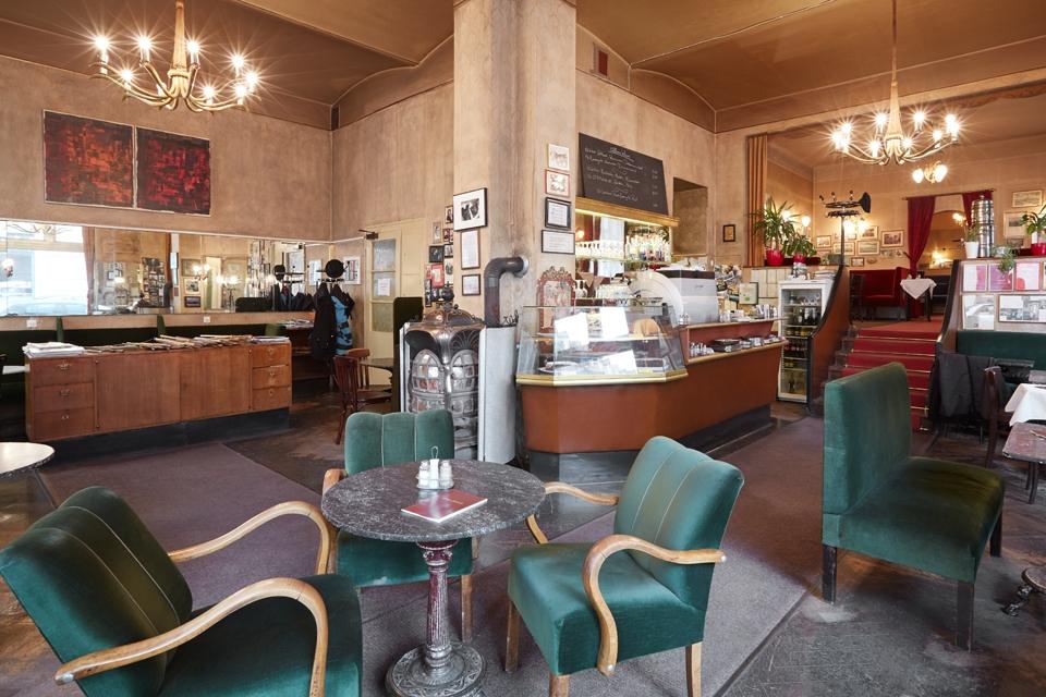 النمسا فيينا افضل اماكن التسوق والمطاعم مقهي يلاينك