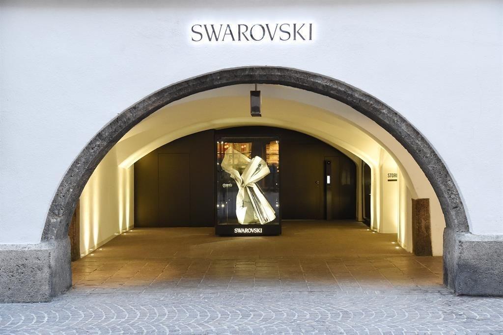 النمسا انسبروك اهم الاماكن السياحية عالم سواروفسكي انسبروك