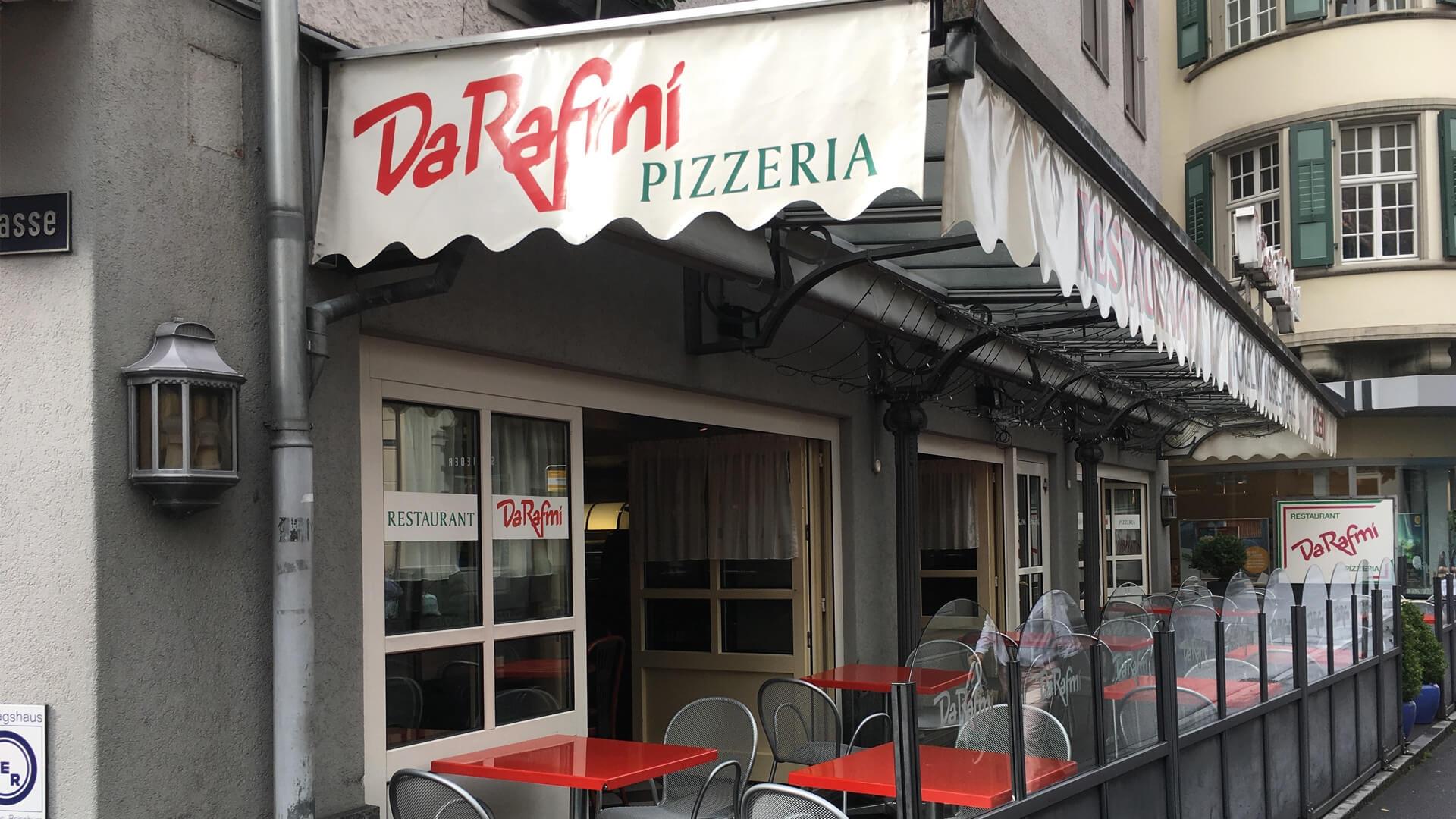 سويسرا انترلاكن اجمل اماكن التسوق والمطاعم مطعم دا رافمي