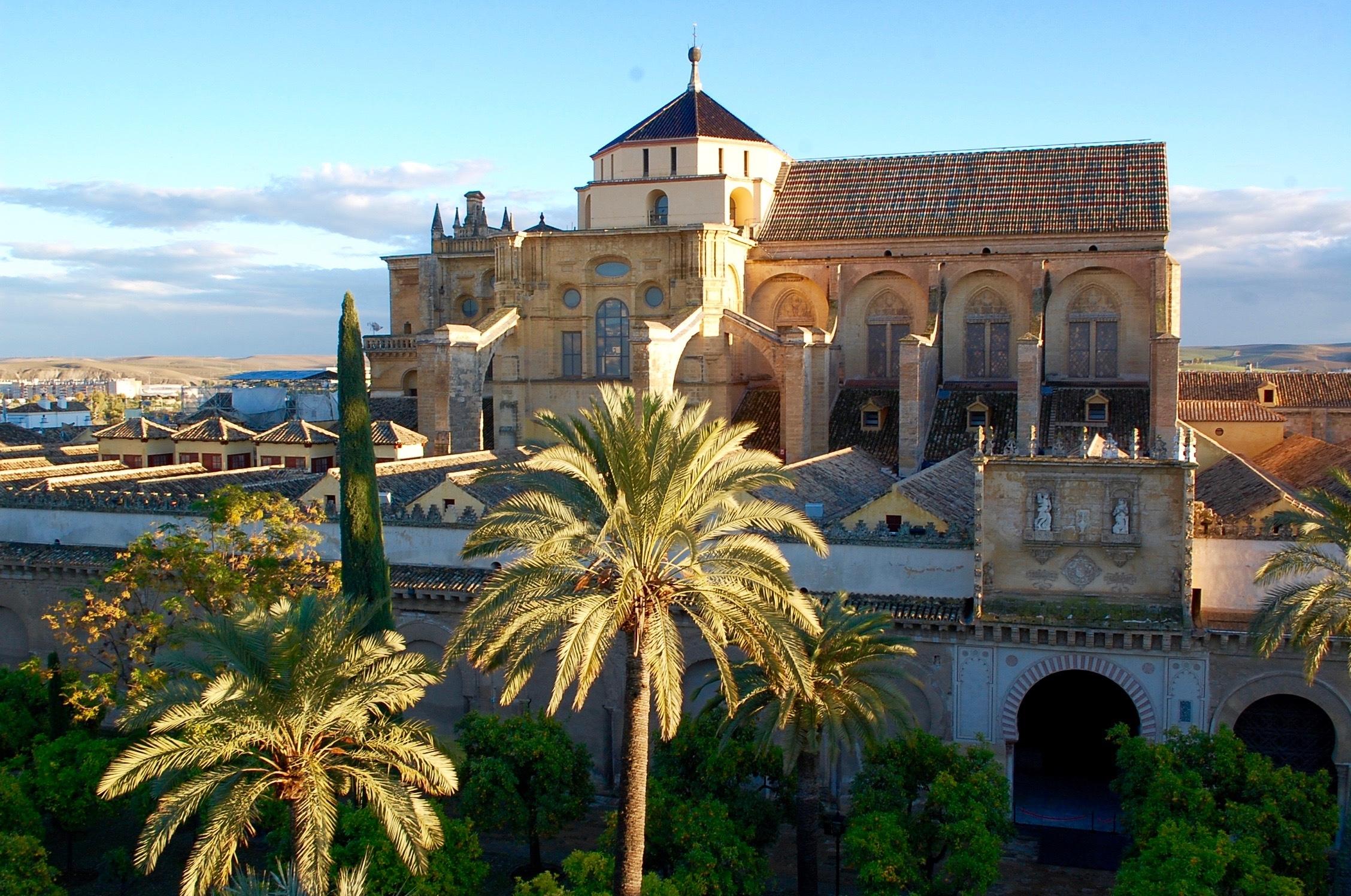 إسبانيا قرطبة اهم الاماكن السياحية جامع وكنيسة قرطبة
