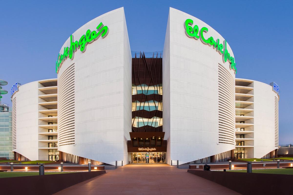 إسبانيا مدريد افضل اماكن التسوق والمطاعم مول ايل كورتي انجليس