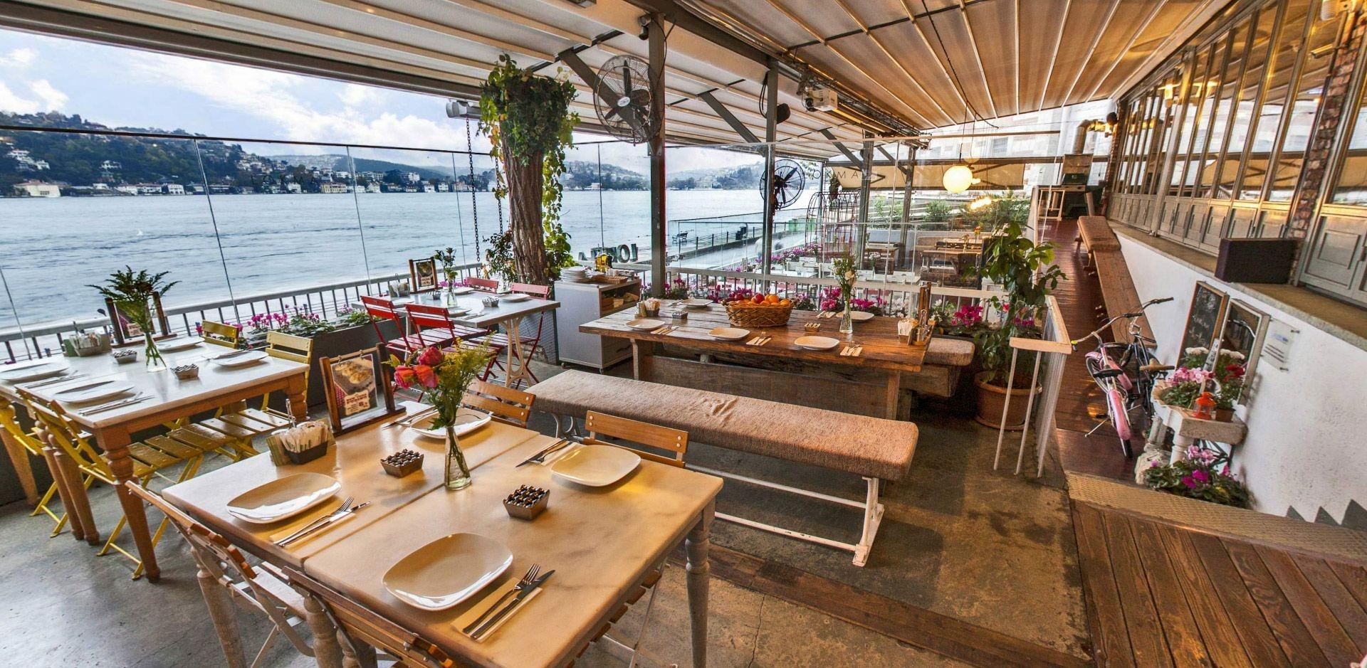تركيا اسطنبول اهم اماكن التسوق والمطاعم مطعم لقمة