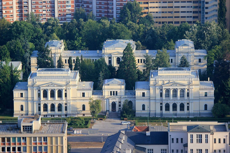 البوسنة والهرسك سراييفو اهم الاماكن السياحية المتحف الوطني للبوسنة والهرسك