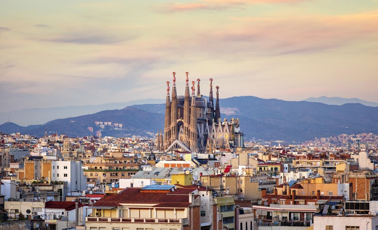إسبانيا برشلونه