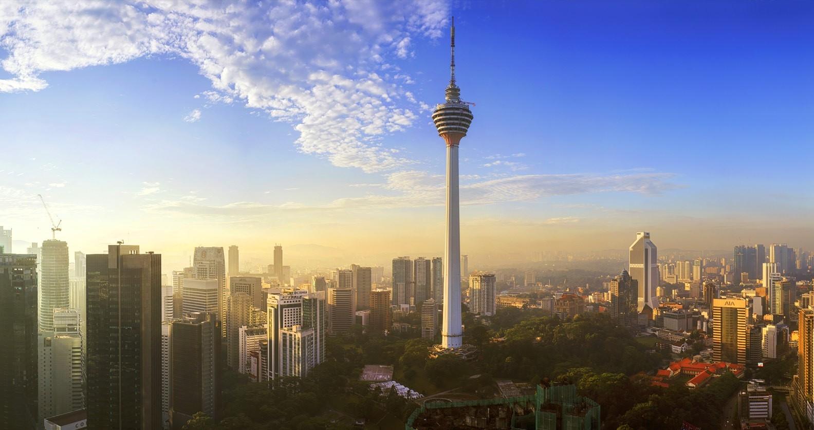 الاماكن السياحيه ماليزيا كوالالمبور مناره كوالالمبور