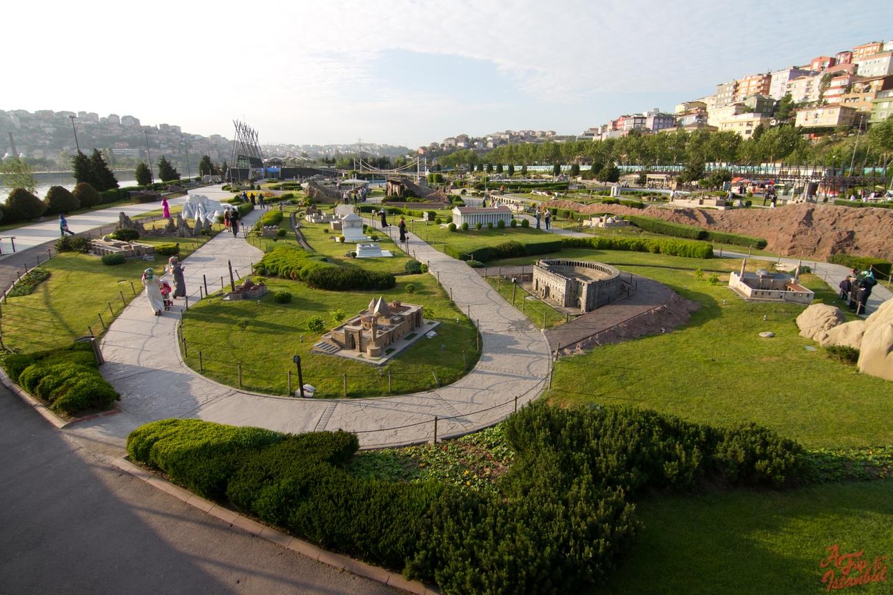 تركيا اسطنبول اهم الاماكن السياحية متحف وحديقة مينا تورك