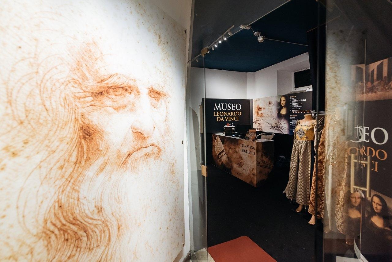 ايطاليا ميلانو اهم الاماكن السياحيه متحف ليوناردو دافنشي
