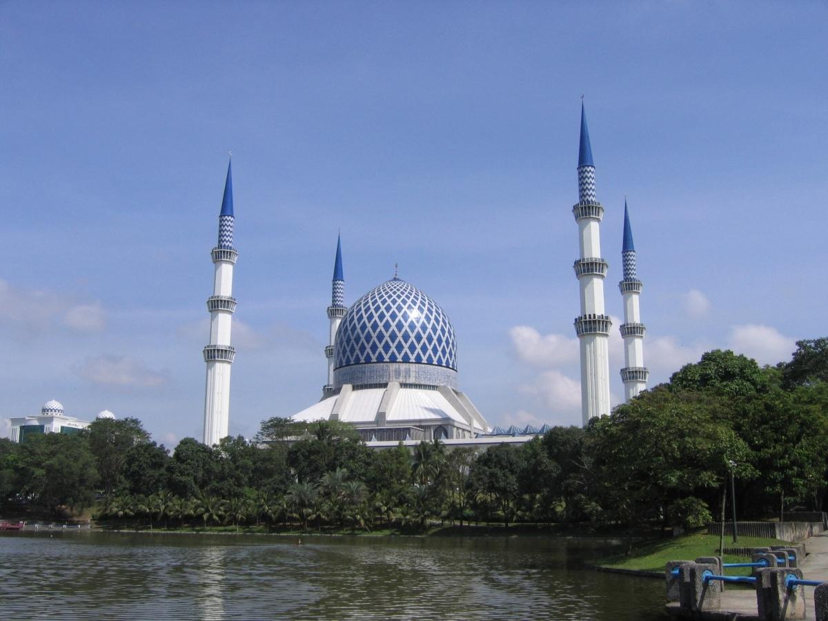 ماليزيا سلانجور الاماكن السياحيه متحف السلطان شاه علام