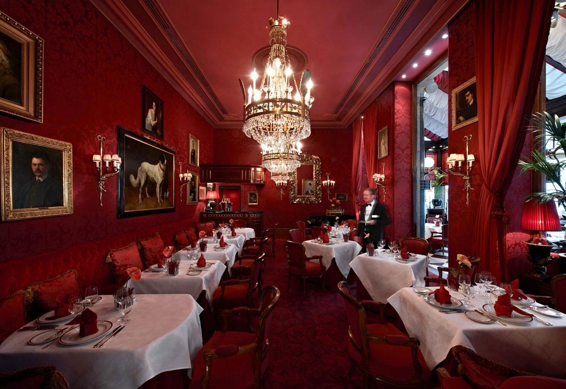 النمسا فيينا افضل اماكن التسوق مقهى زاخر