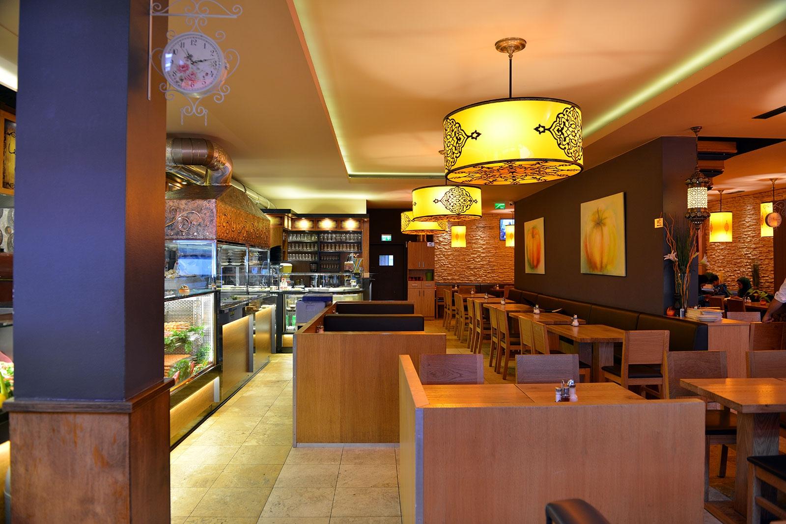 المانيا فرانكفورت اهم اماكن التسوق والمطاعم مطعم دوي دوي