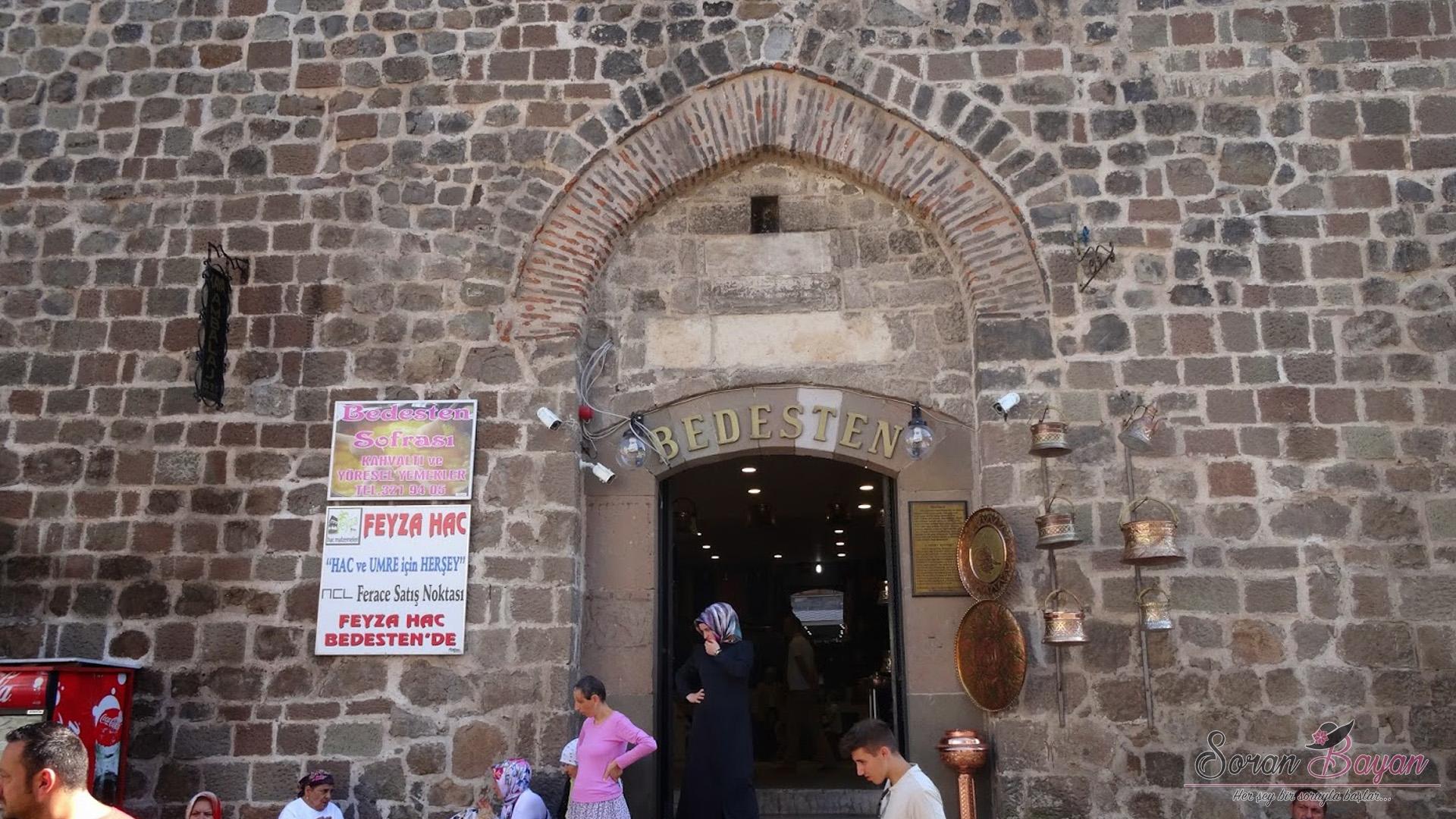 تركيا طرابزون اهم اماكن التسوق والمطاعم سوق بداستان